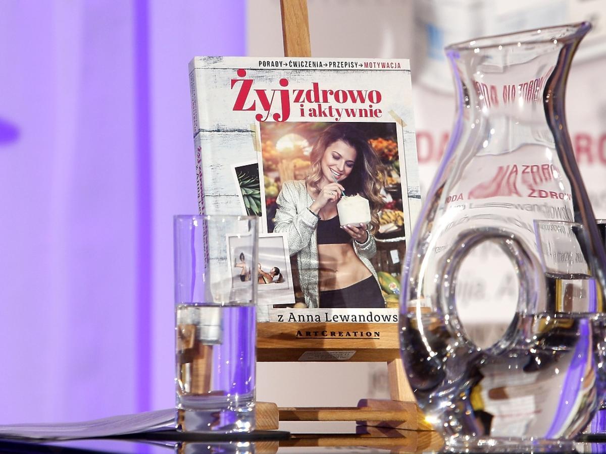 Premiera książki Anny Lewandowskiej