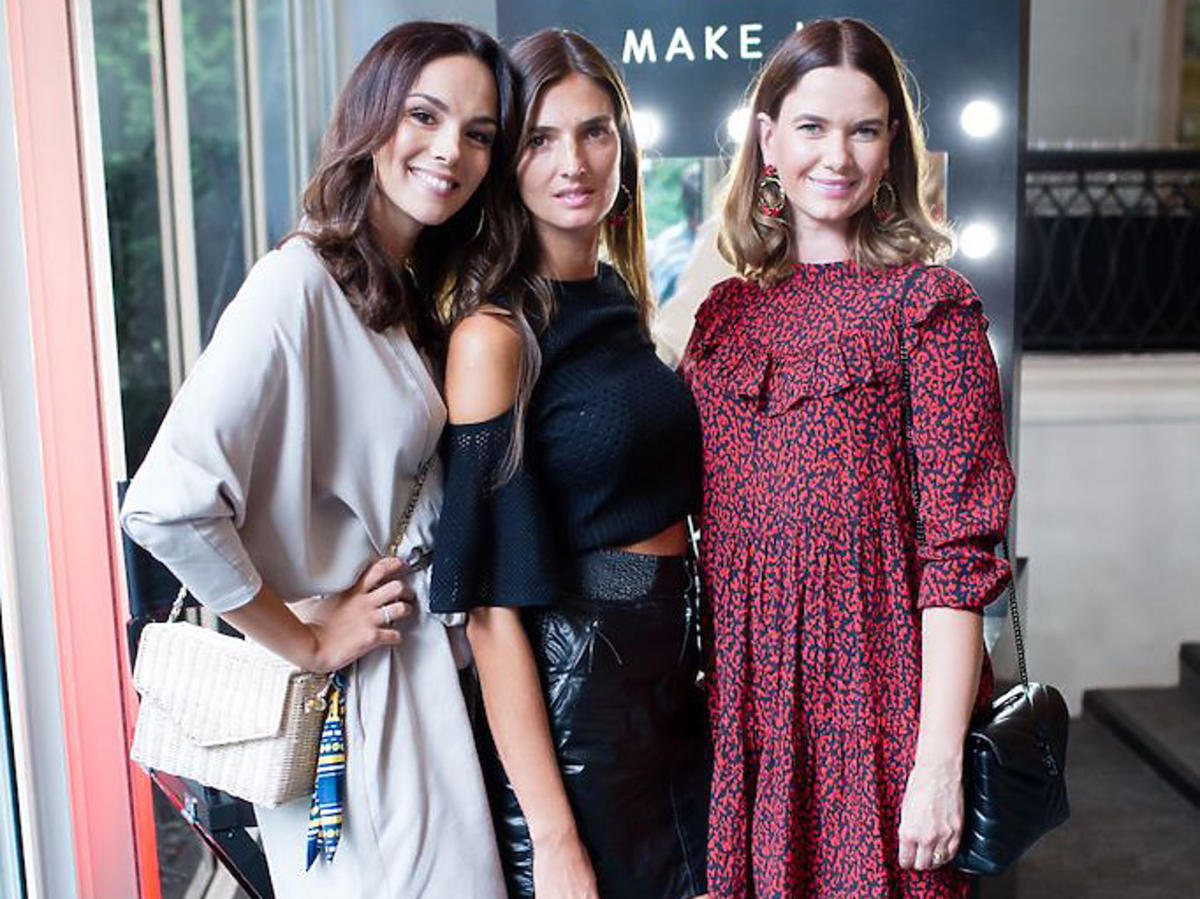 Premiera NEO Make Up - Paulina Krupińska, Kamila Szczawińska, Karolina Malinowska