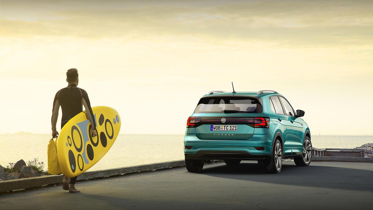 Premiera nowego Volkswagena T-Cross