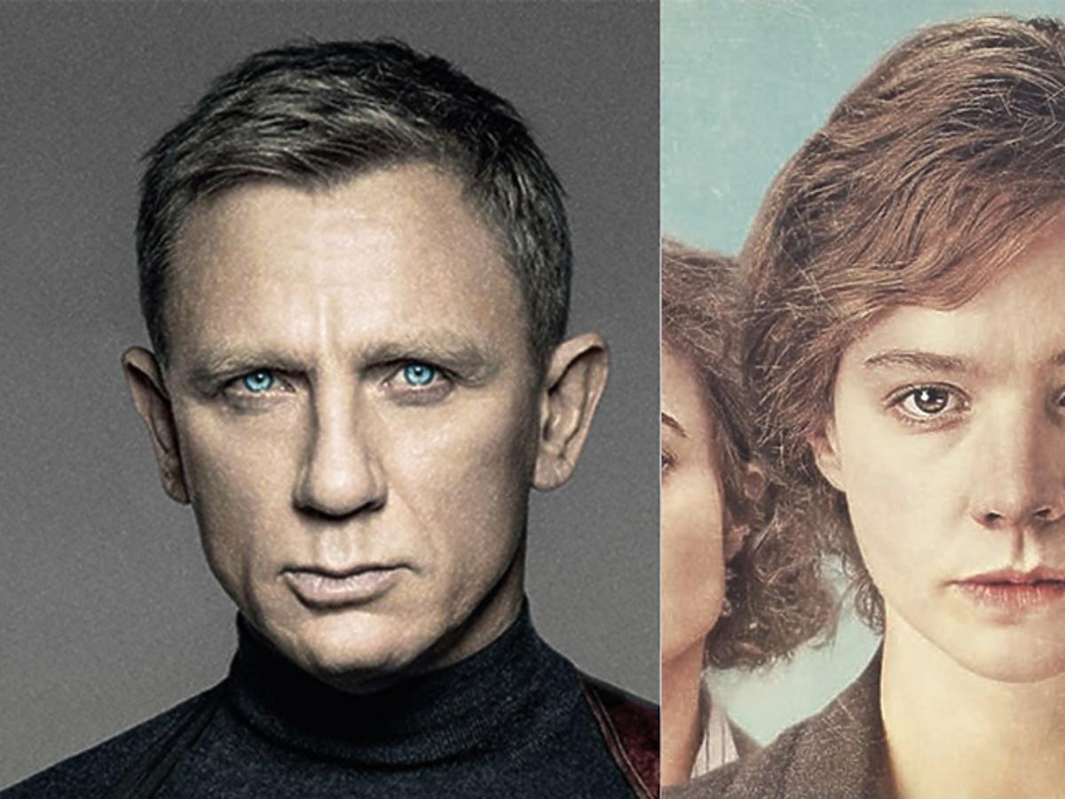 Premiery kinowe 6 listopada. Daniel Craig jako James Bond w Spectre, Carey Mulligan, James Franco
