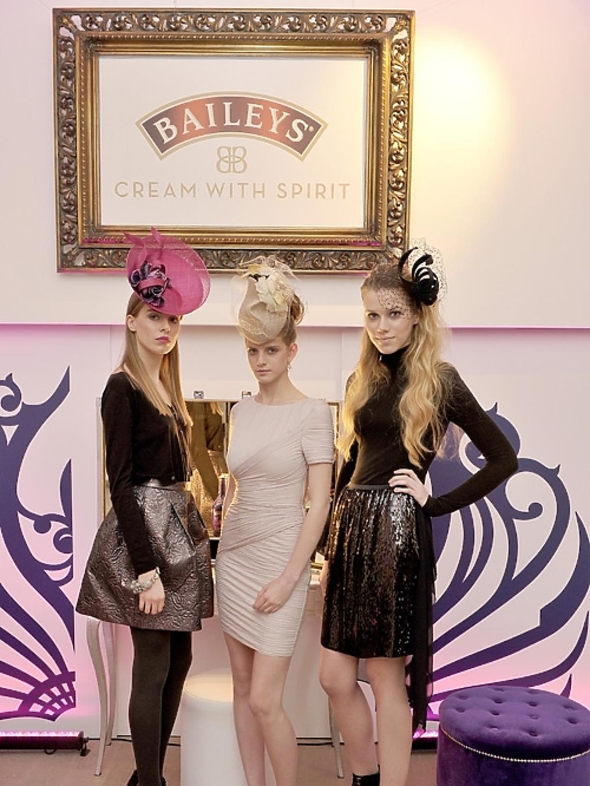 Prezentacja kolekcji Baileys by Philip Treacy