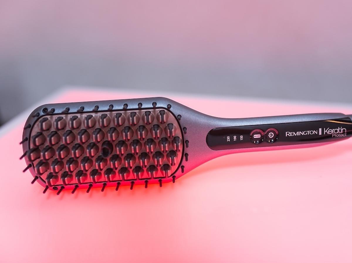 Prezentacja nowej linii do stylizacji włosów marki Remington