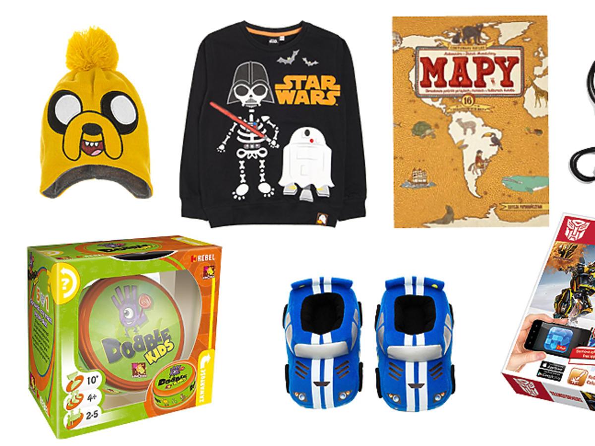 Prezenty na święta Mikołajki 2016 dla dziecka chłopca syna: Lego, Star Wars, gry, zabawki, książki