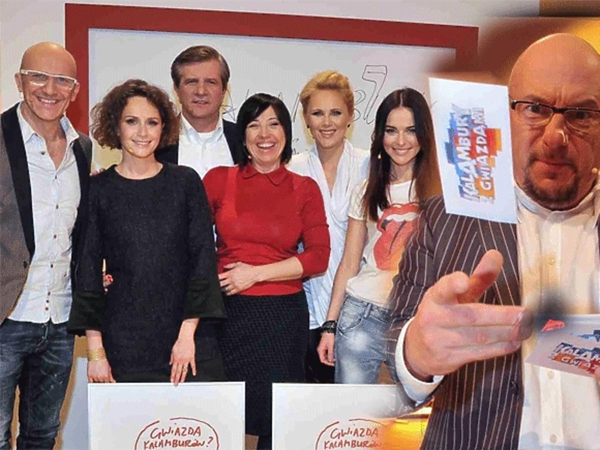 """Program """"Kalambury"""" powraca na antenę Polsatu"""