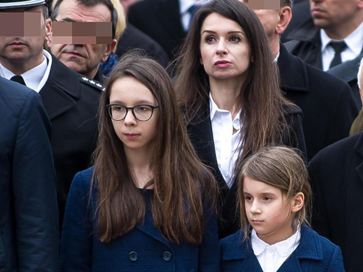 Prokuratura zbada czy córki Marty Kaczyńskiej zostały znieważone