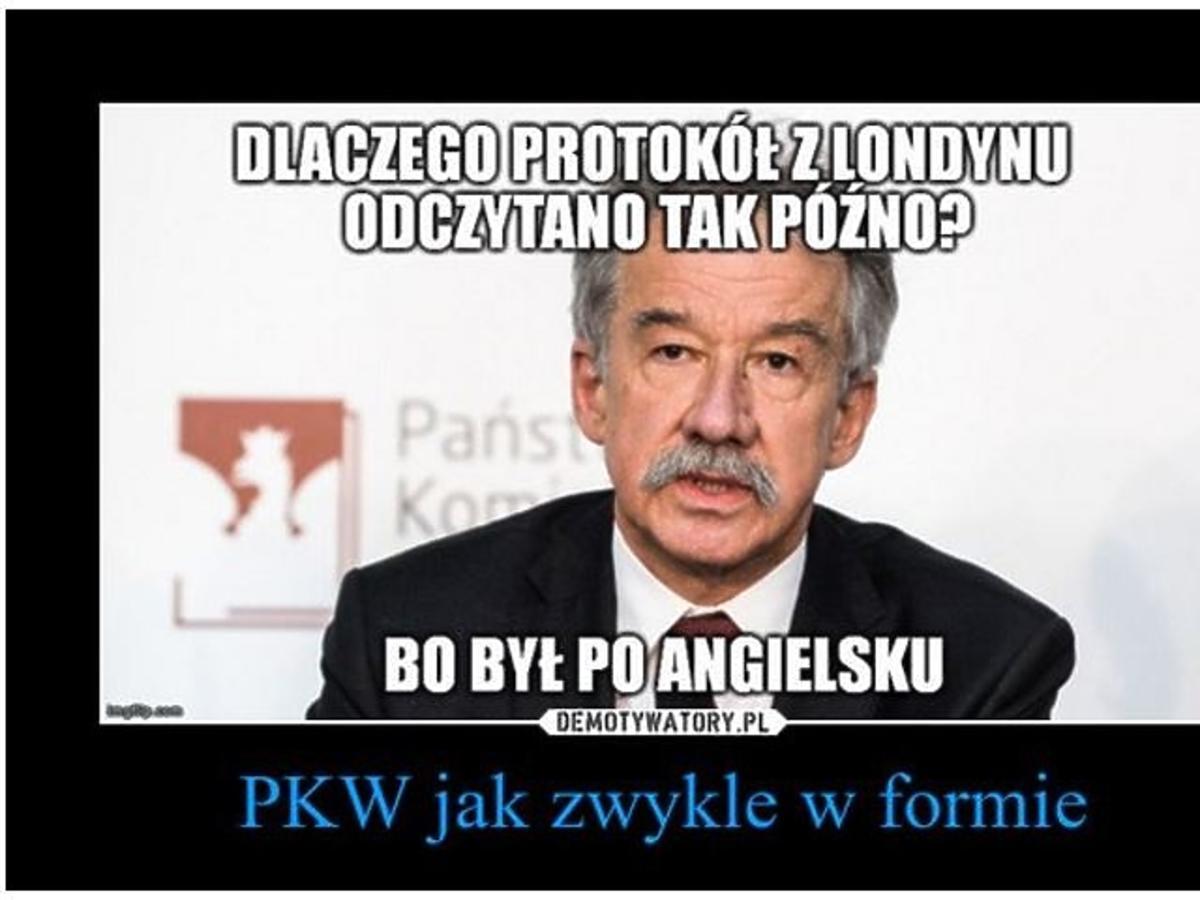 Wojciech Hermeliński - przewodniczący Państwowej Komisji Wyborczej
