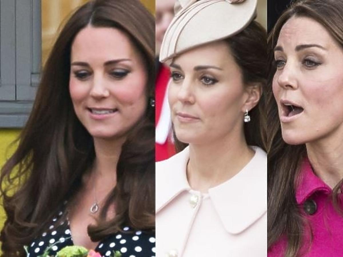 Przebieg ciąży Kate Middleton