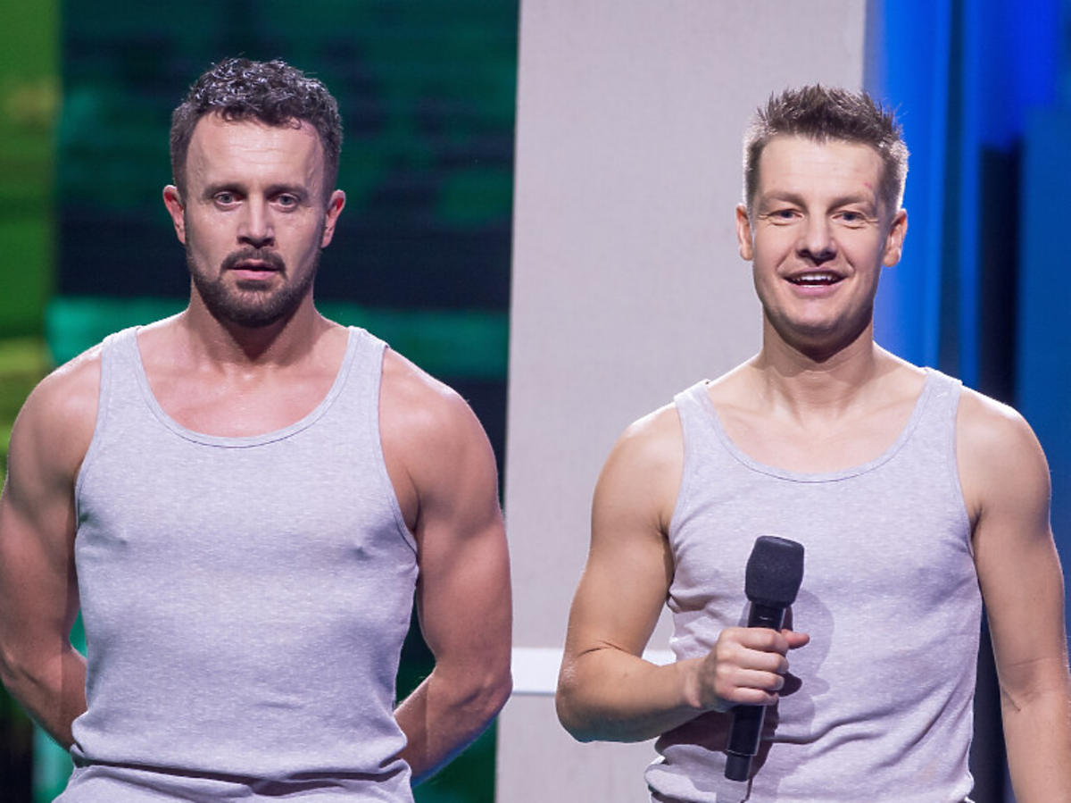 Przemek Cypriański Rafał Mroczek dancde dance dance