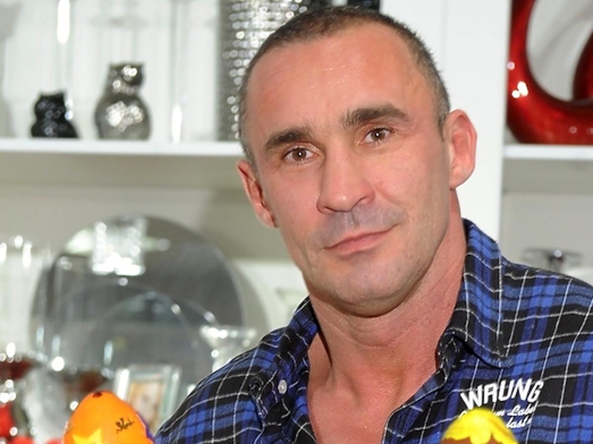 Przemysław Saleta o chorobi córki