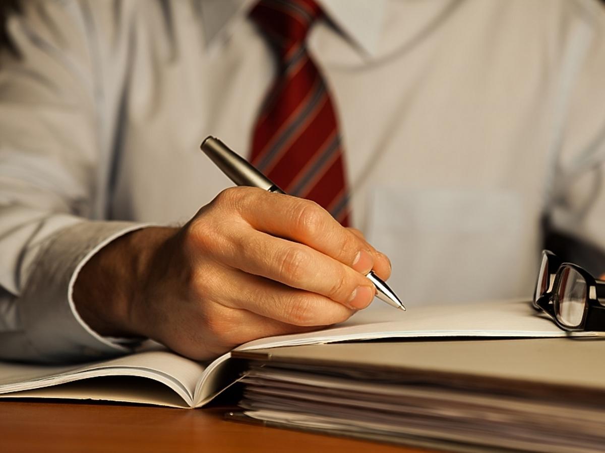 Przybory do pisania