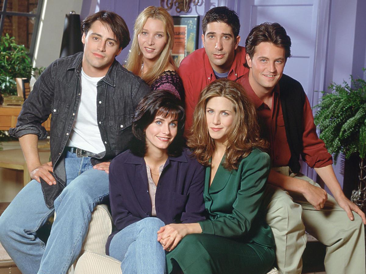 Przyjaciele serial