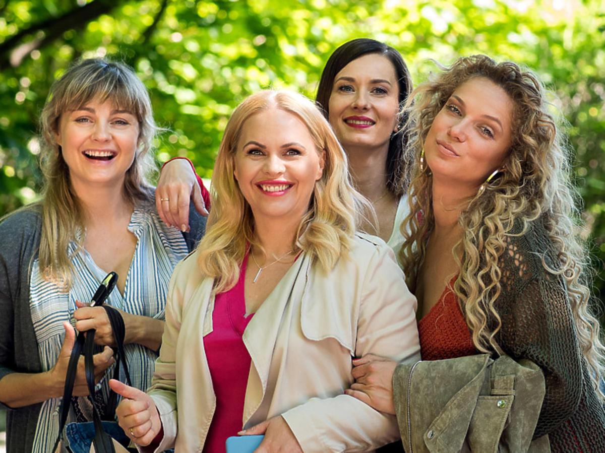 Przyjaciółki 12. sezon
