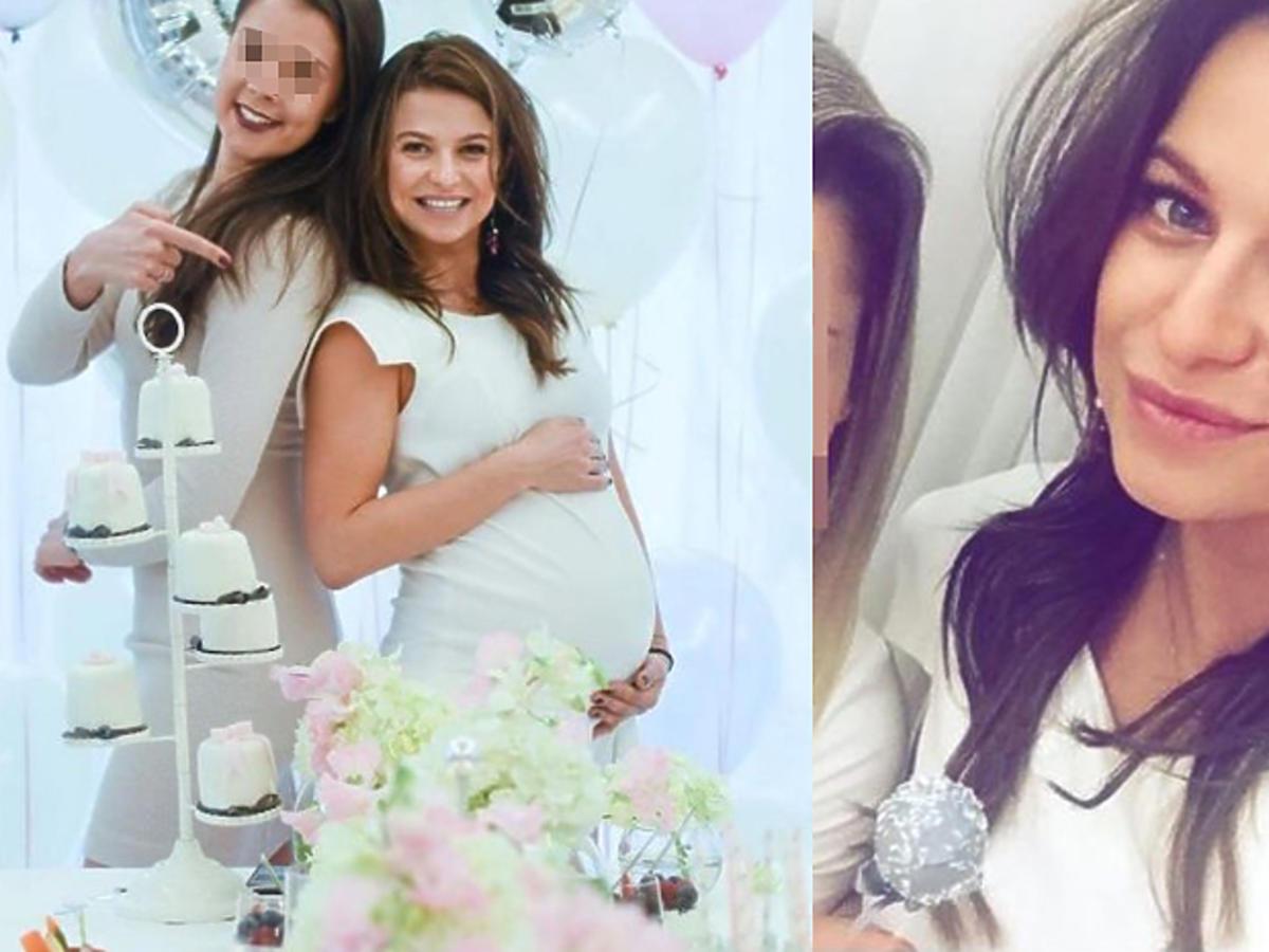 Przyjaciółki Anny Lewandowskiej pokazały piękne ZDJĘCIA z baby shower! Zobaczcie, jak świętowały!
