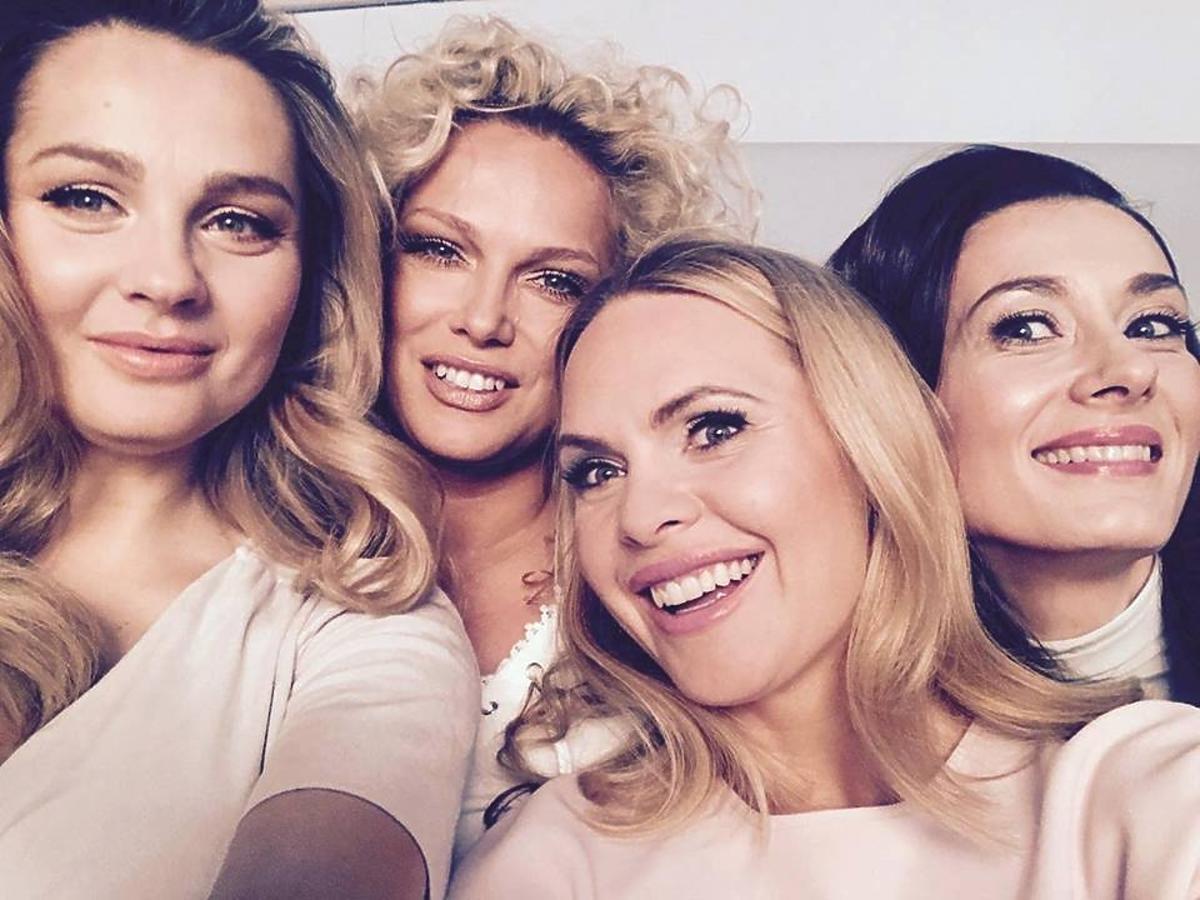 przyjaciółki, Małgorzata Socha, Joanna Liszowska, Magda Stużyńska, Anita Sokołowska