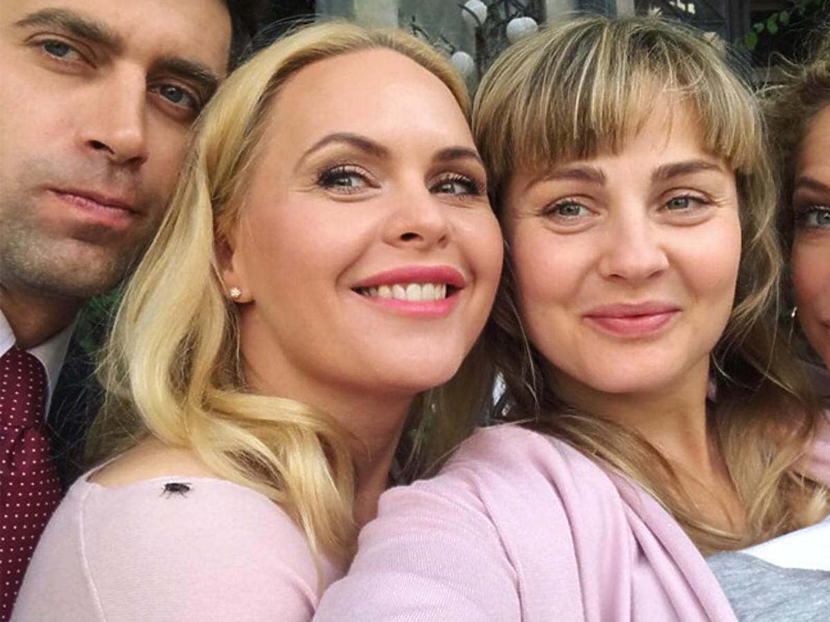 Przyjaciółki - nowa fryzura Małgorzaty Sochy