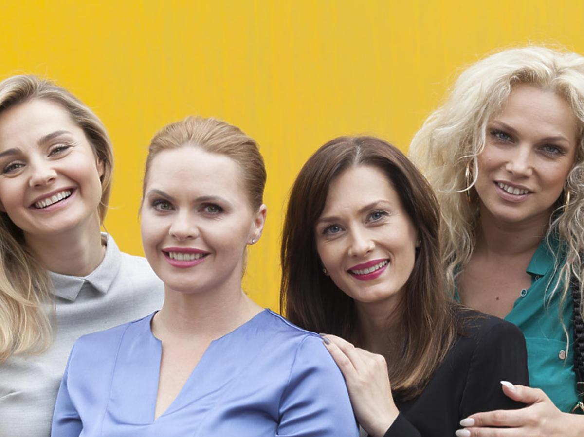 Przyjaciółki serial 8. sezon