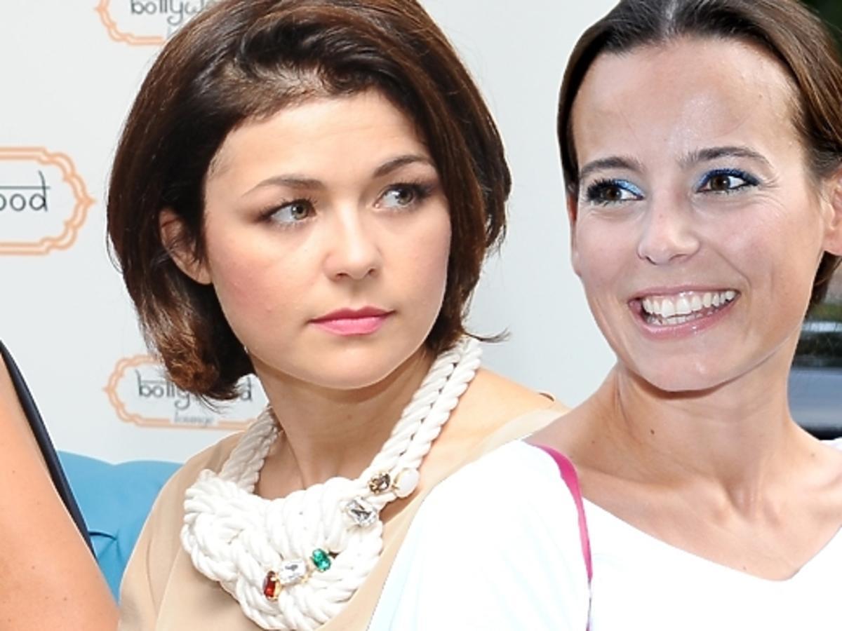 Przyjaźń Anny Muchy i Kasi Cichopek