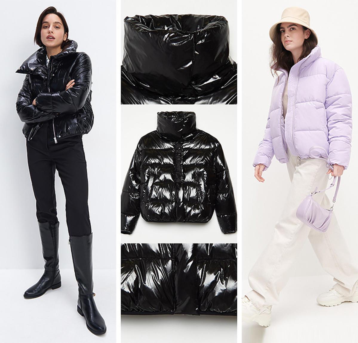 Puchowe kurtki w stylu Małgorzaty Rozenek