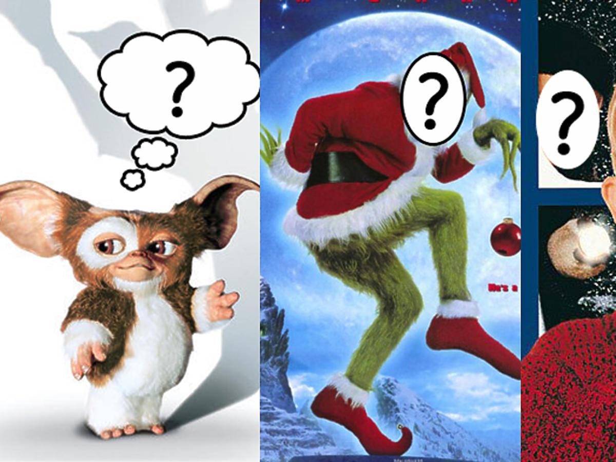 QUIZ wiedzy ze znajomości bożonarodzeniowych filmów