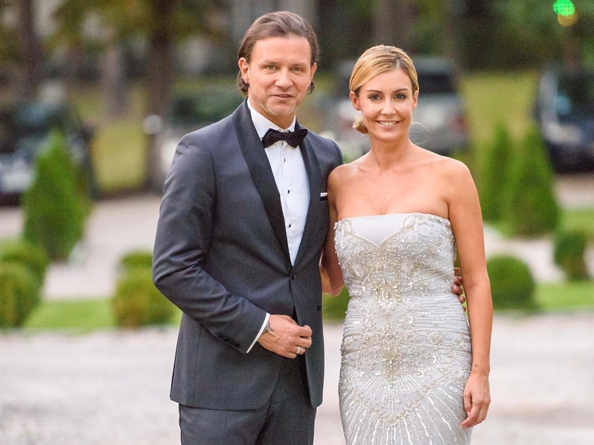 Radosław Majdan, Małgorzata Rozenek