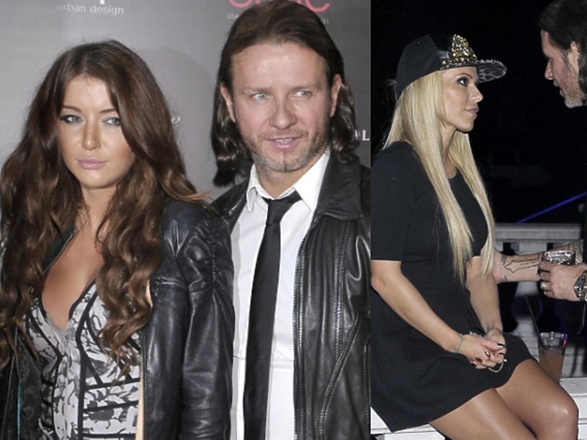 Radosław Majdan pokazał nową dziewczyną