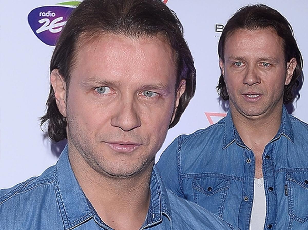 Radosław Majdan zmienił styl dla Małgorzaty Rozenek