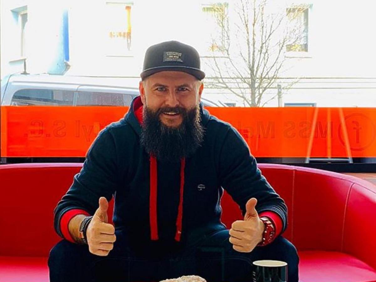 Radosław Palacz Big Brother
