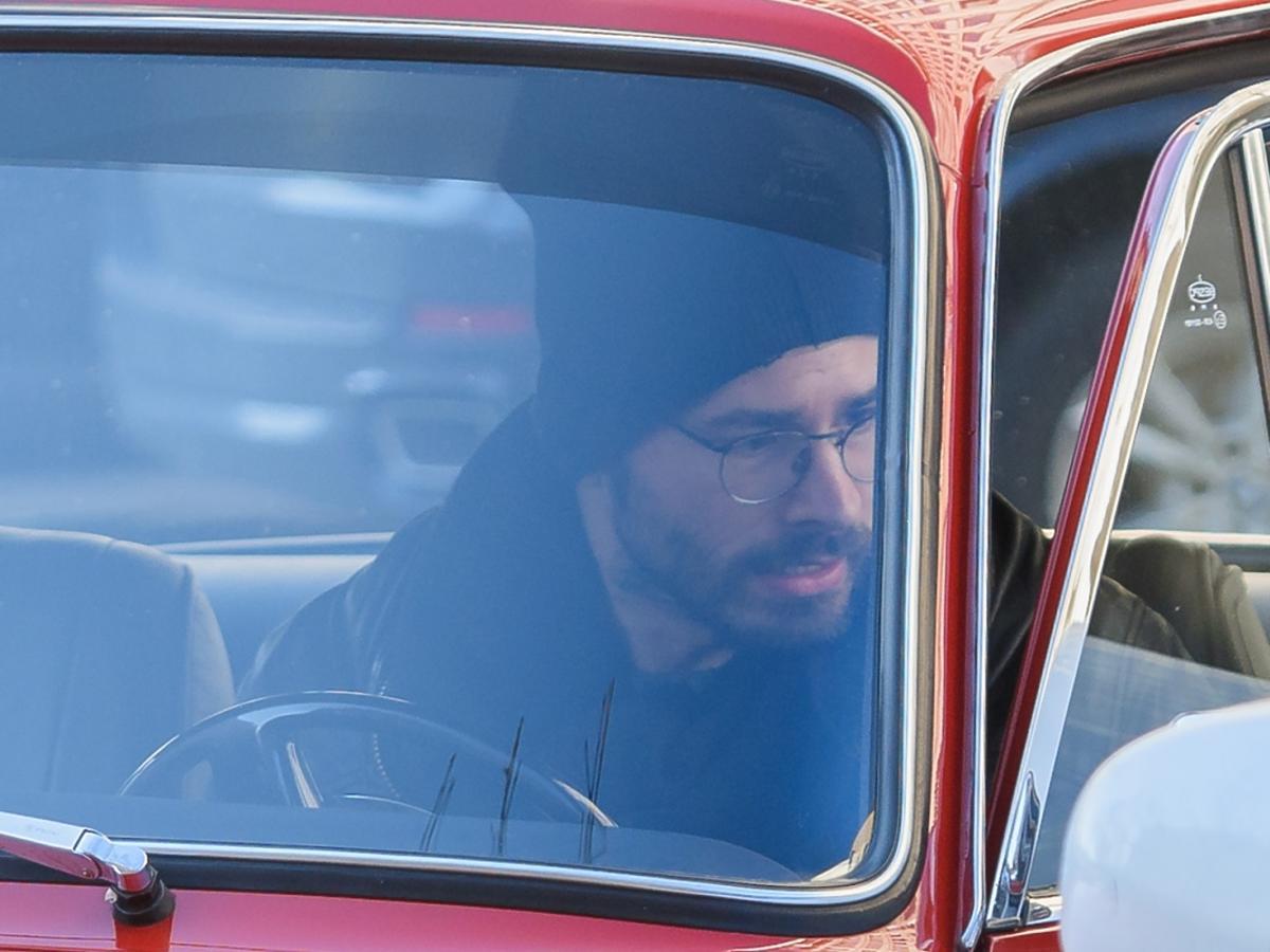 Radzimir Dębski jeździ Fiatem 125p