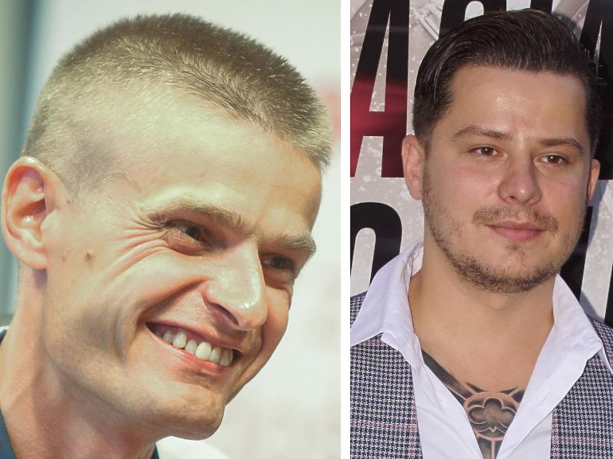 Rafał Collins i Tomasz Komenda
