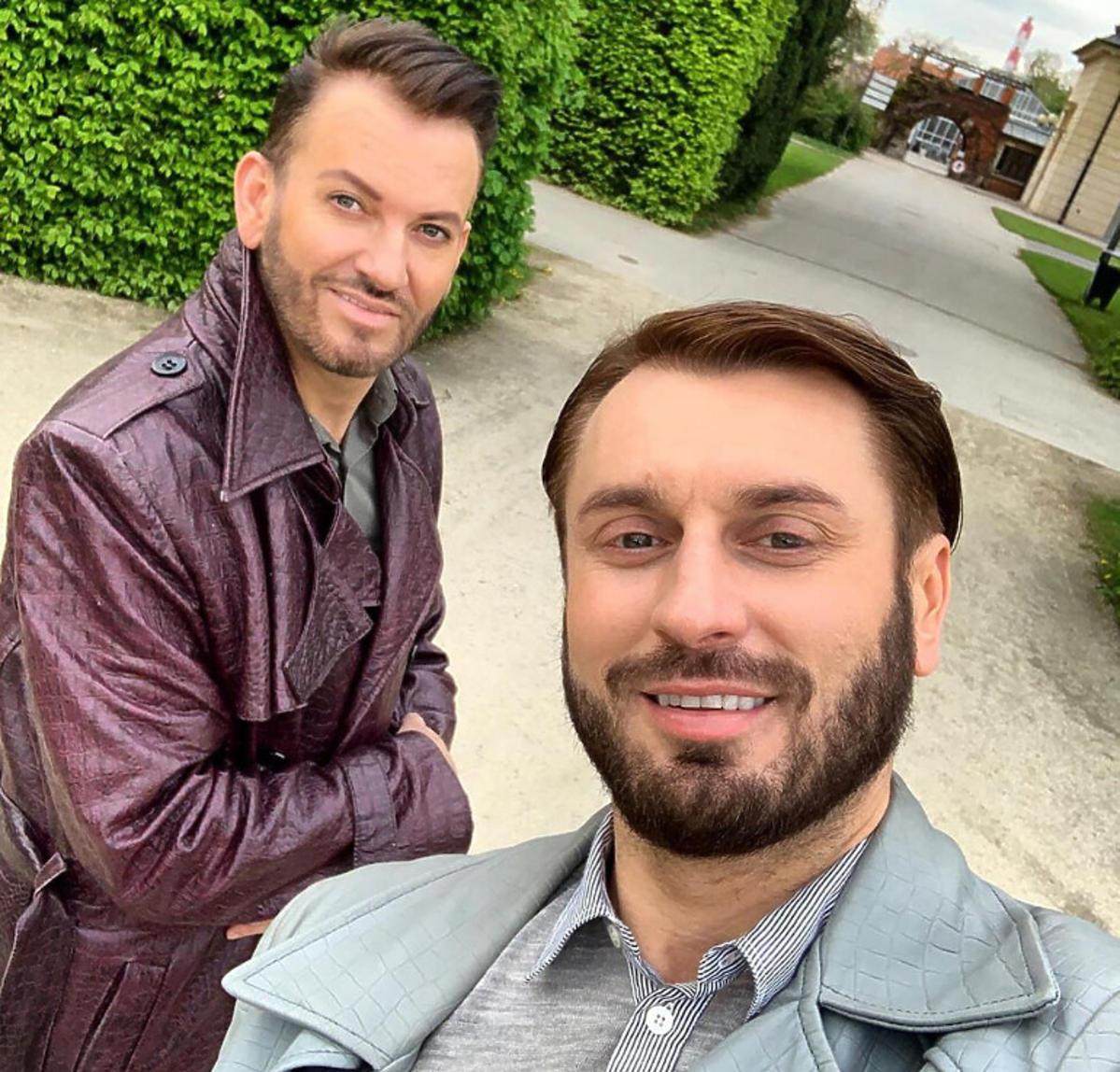 Rafał i Gabriel z Królowych życia