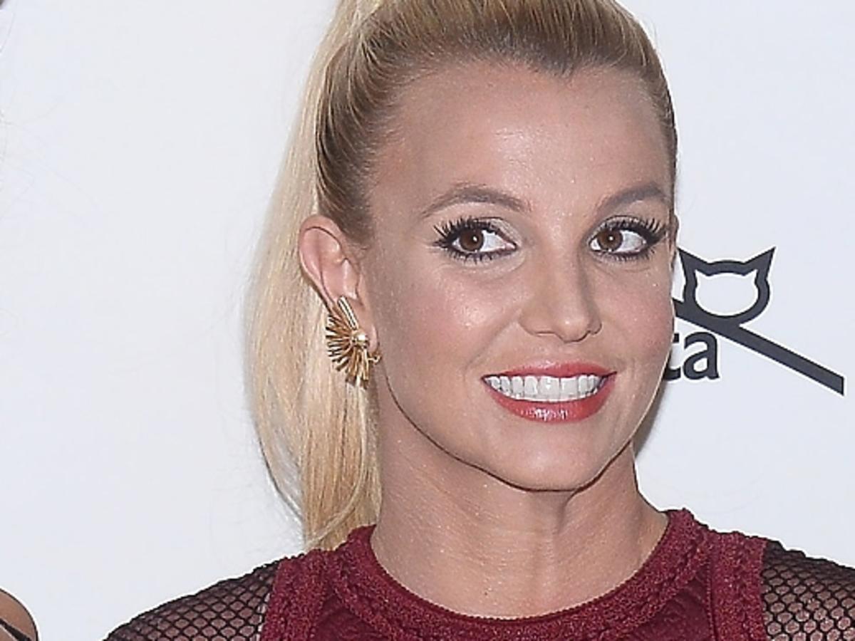 Rafał Maserak wpadł w oko Britney Spears