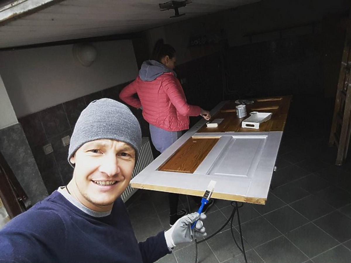 Rafał Mroczek pokazał swój dom