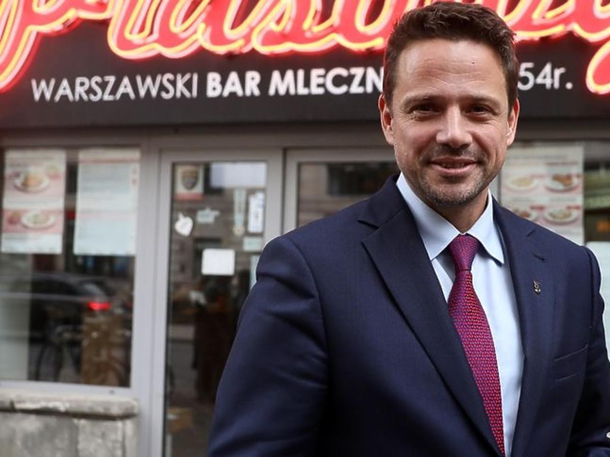 Rafał Trzaskowski został prezydentem Warszawy