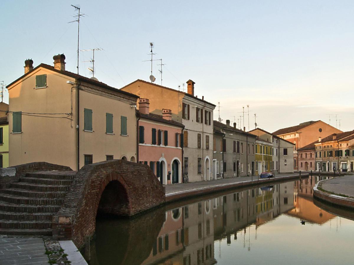 Rajd Mille Miglia, Comacchio