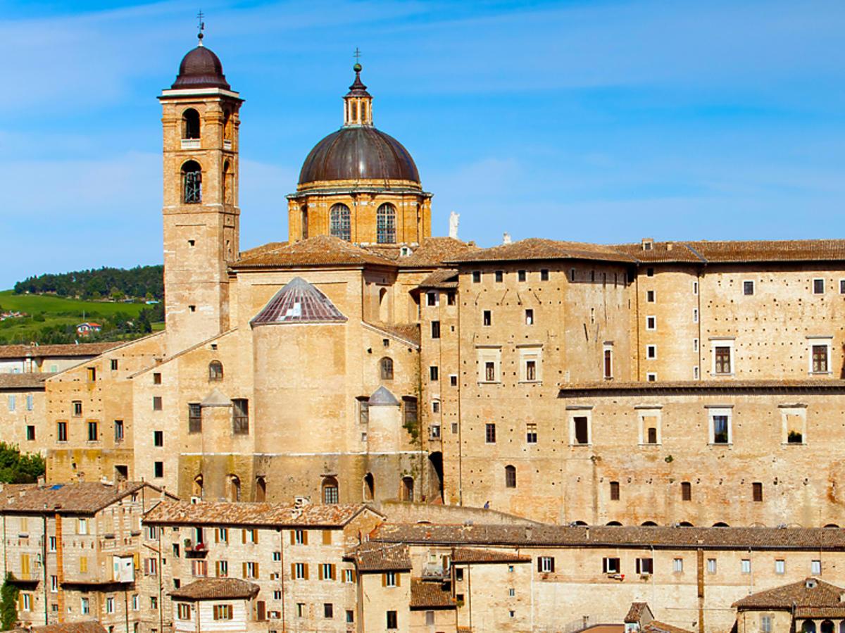 Rajd Mille Miglia, Urbino