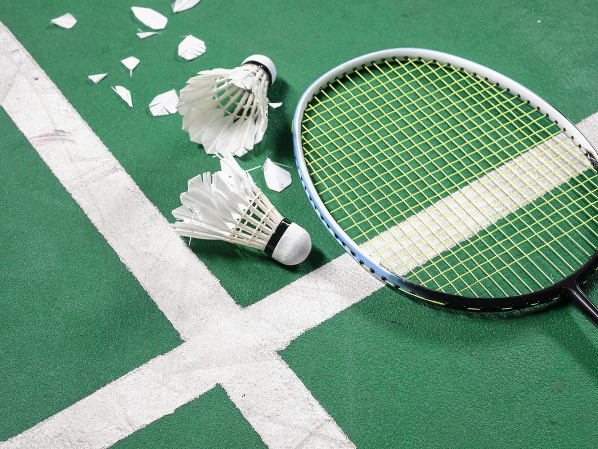 Rakieta do badmintona