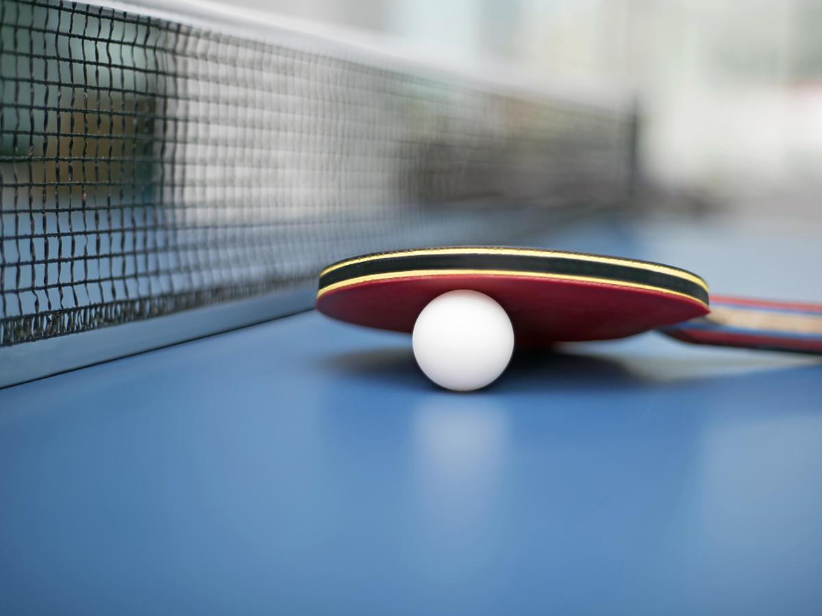 Rakieta do tenisa stolowego
