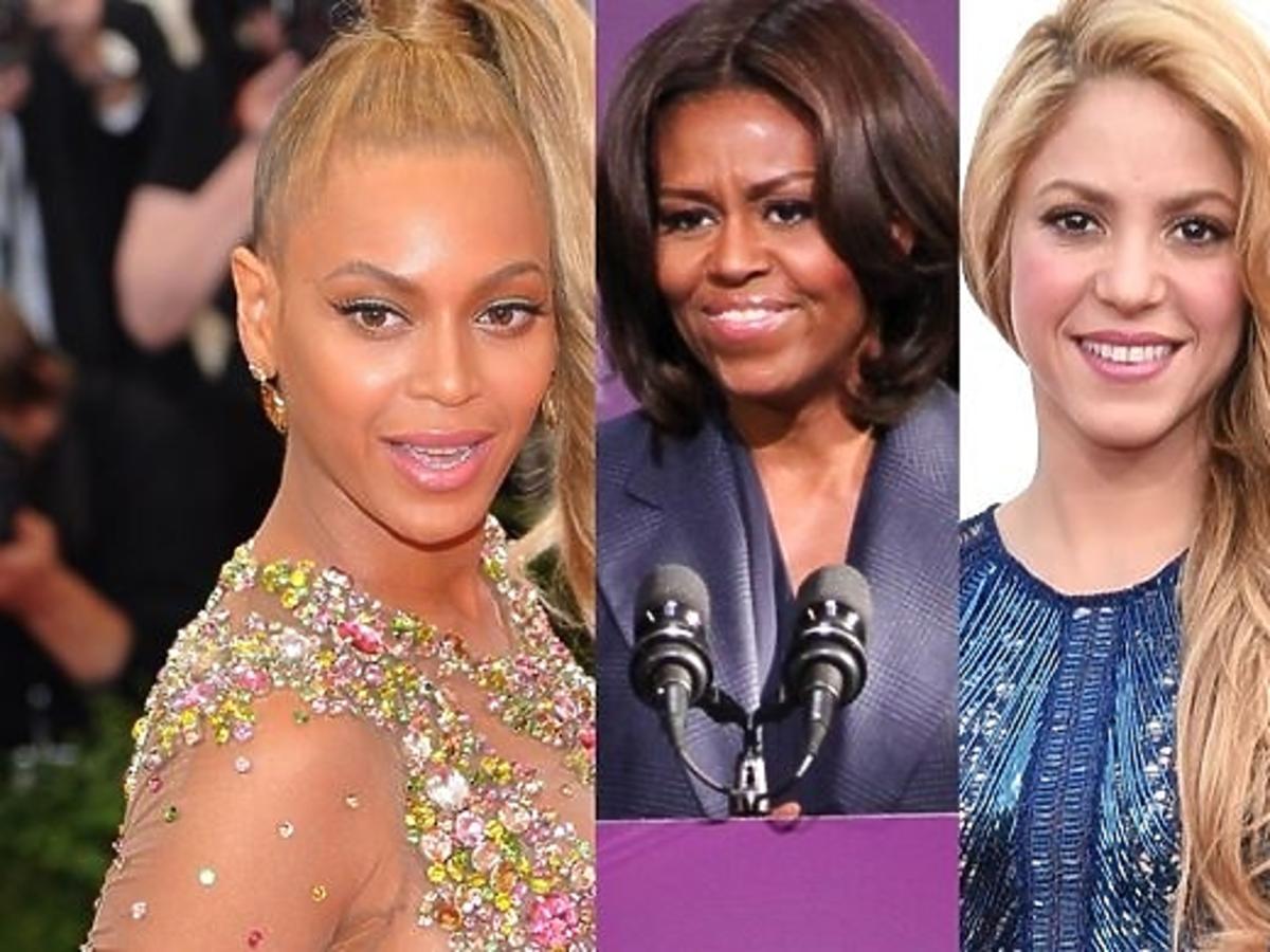 Ranking najbardziej wpływowych kobiet na świecie 2015