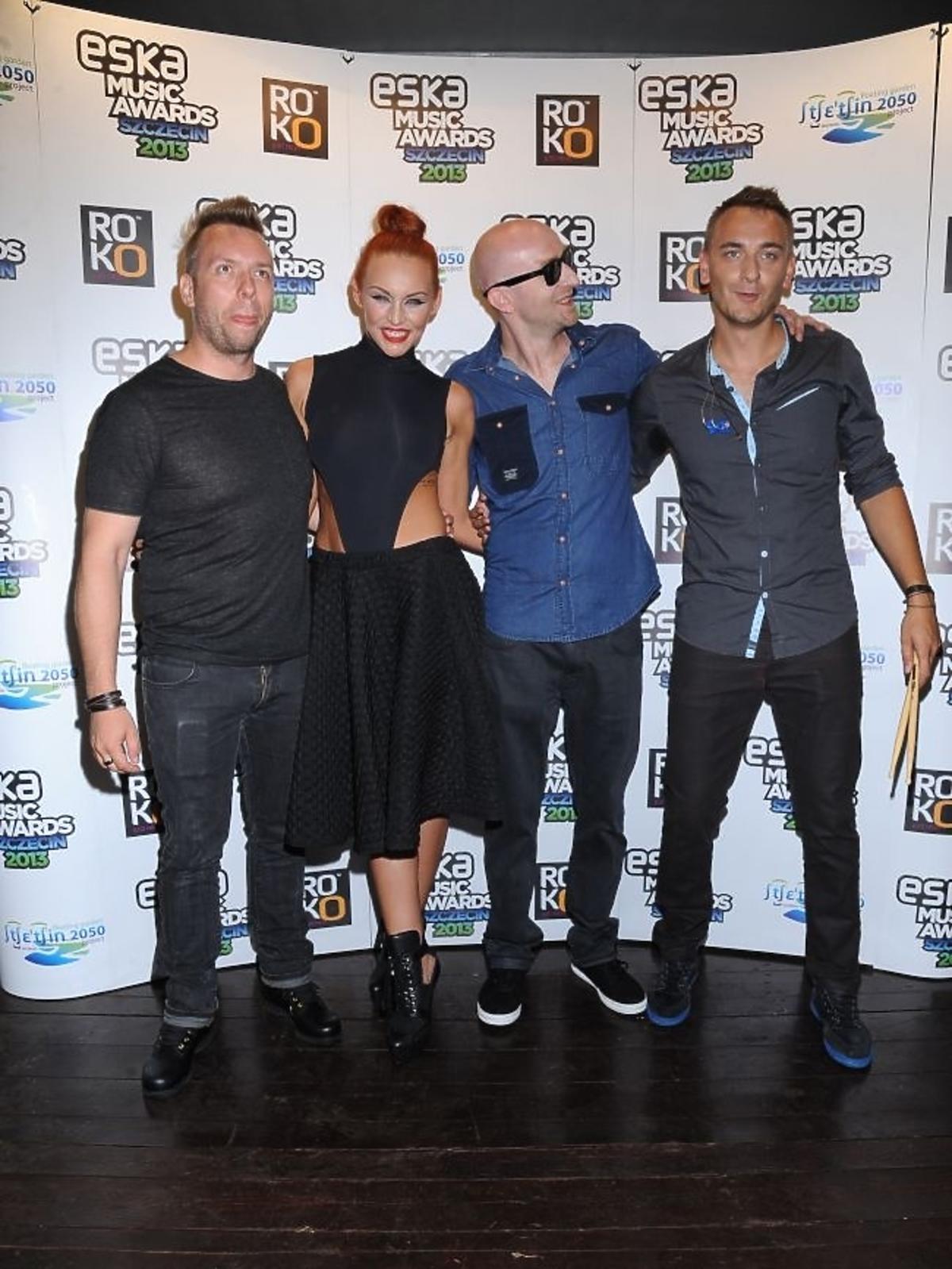Red Lips na gali Eska Music Awards 2013