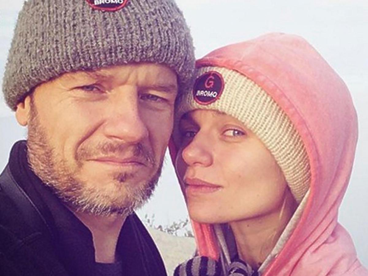 Redbad Klynstra, Emilia Komarnicka na Instagramie