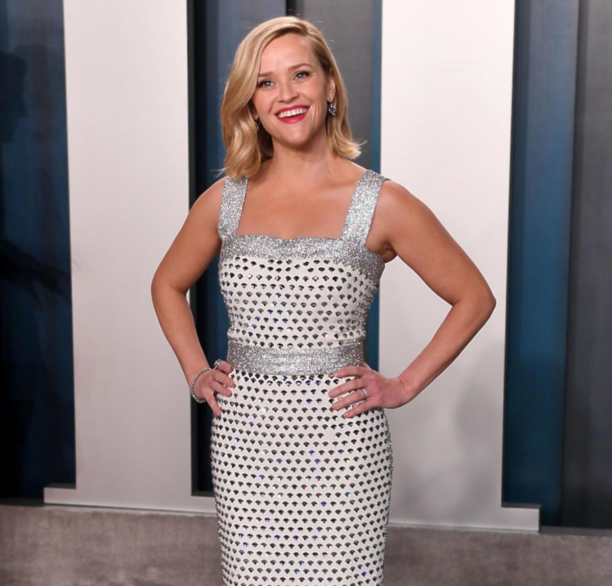 Reese Witherspoon stosuje przerywany post