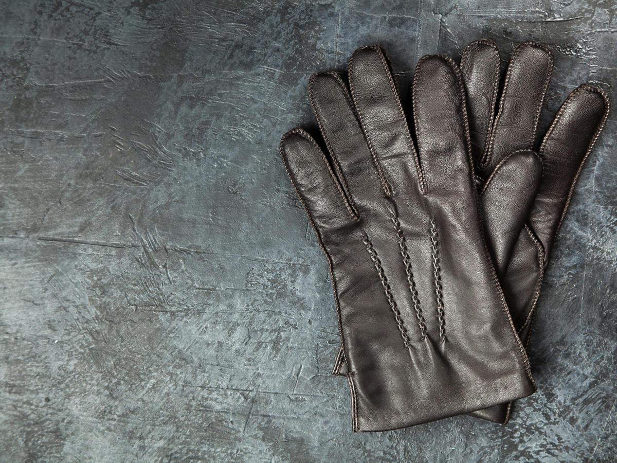 Rękawiczki damskie.