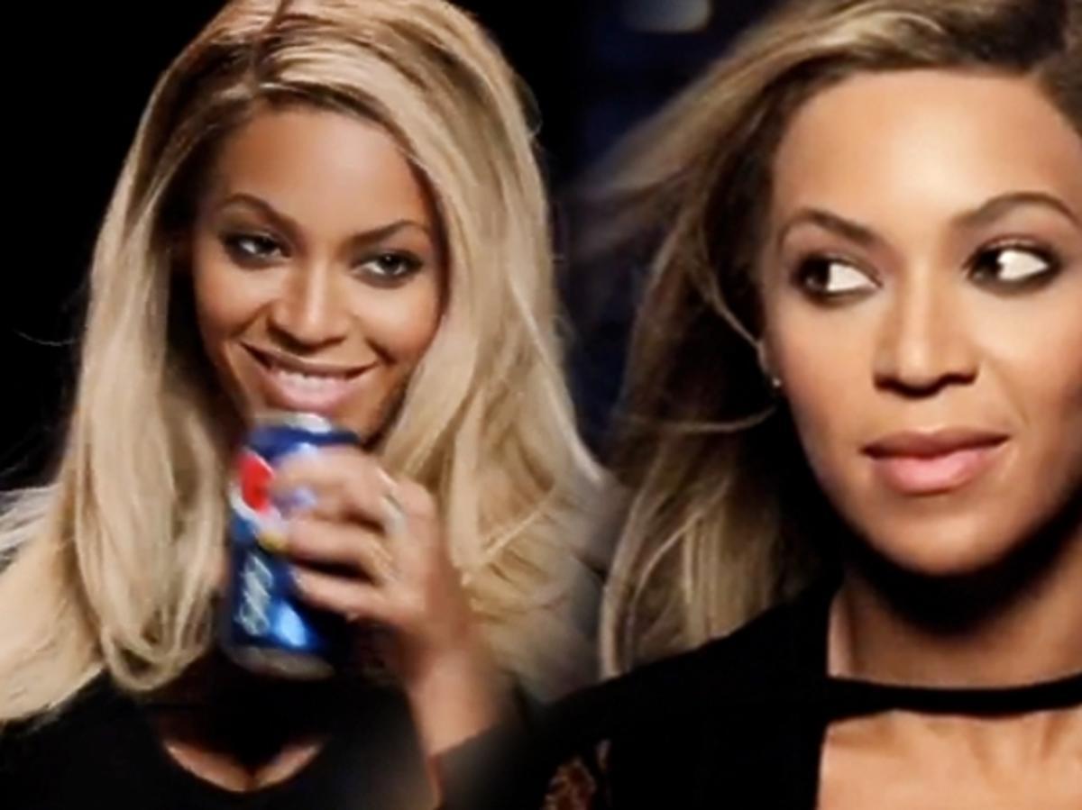 Reklama Pepsi z Beyonce