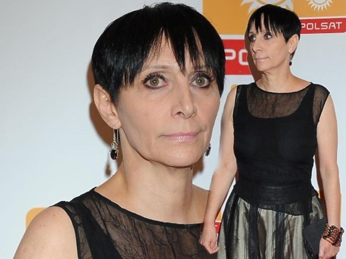 Renata Pałys na prezentacji ramówki Polsat jesień 2013