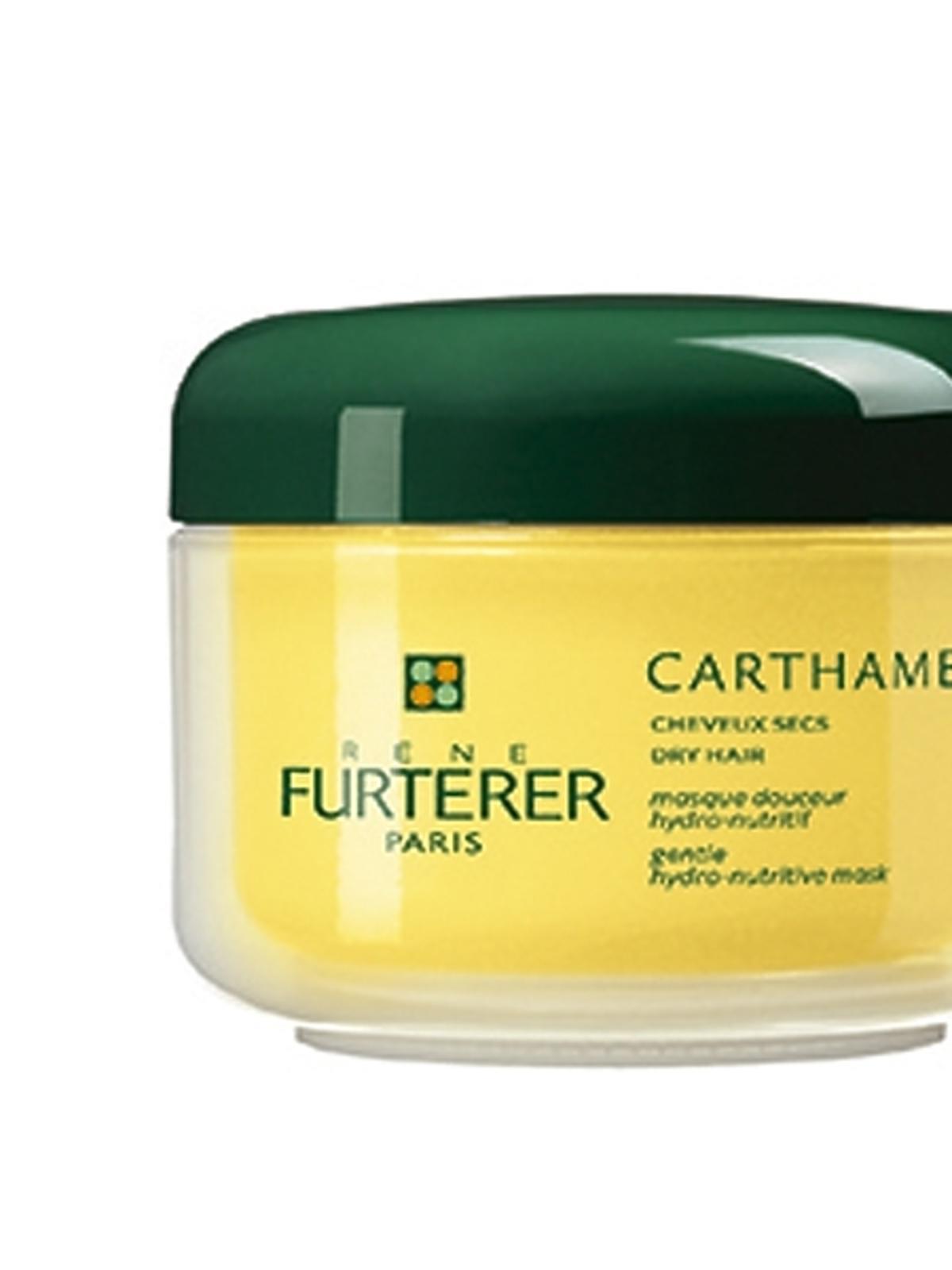 Rene Furterer Carthame, maska odżywczo-nawilżająca, cena