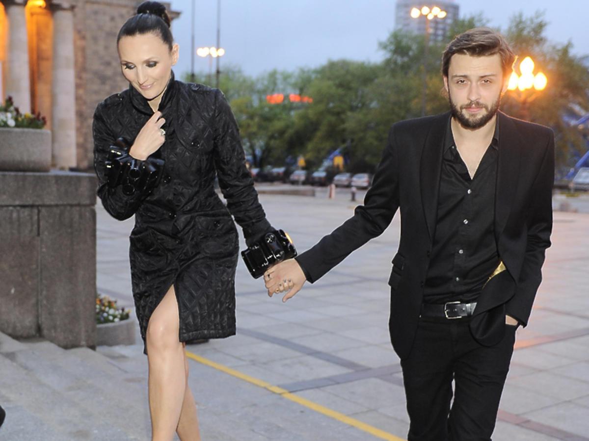 Reni Jusis i Tomasz Makowiecki