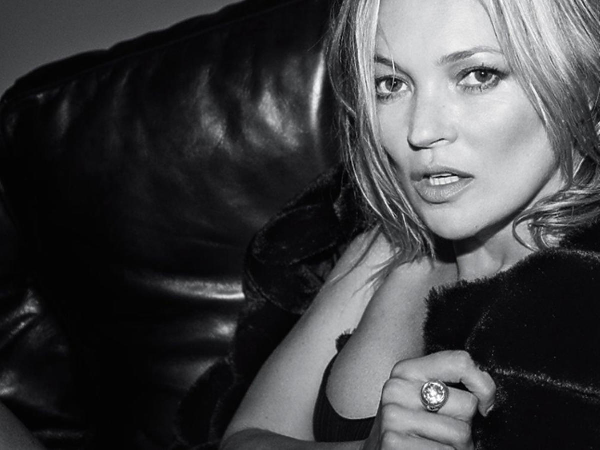 Reserved x Kate Moss