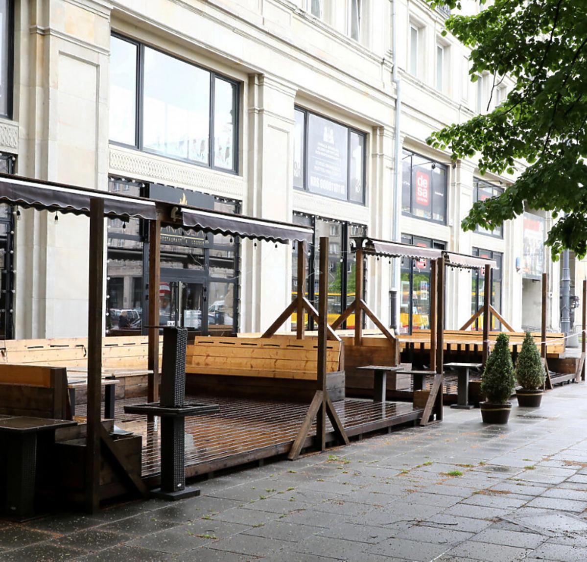 Restauracje będą otwarte w III etapie odmrażania gospodarki