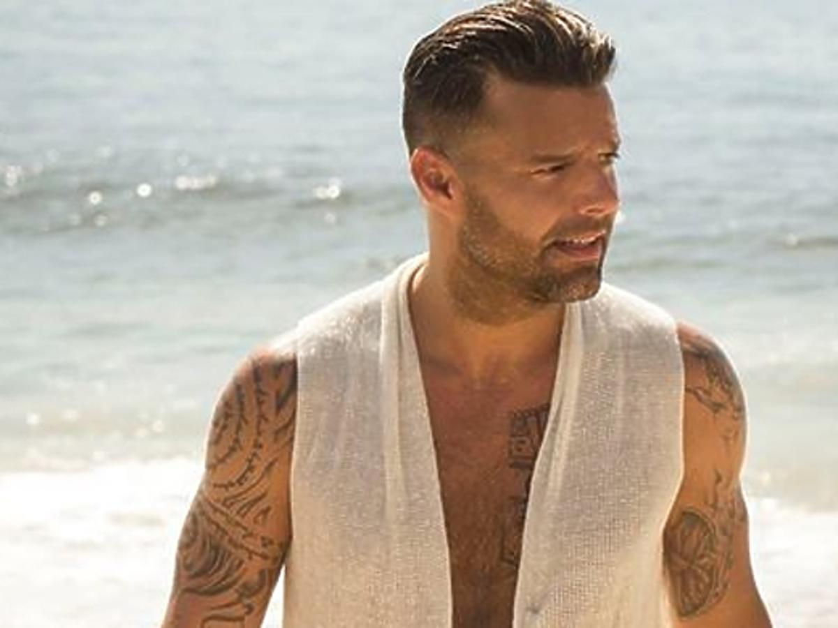 Ricky Martin ma nowego chłopaka