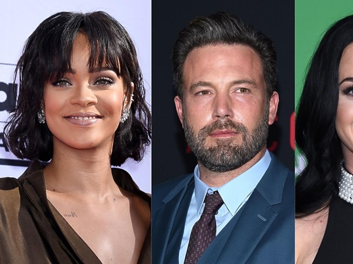 Rihanna, Ben Affleck, Katy Perry